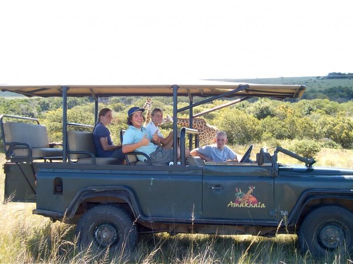 amakhala jeep