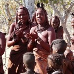 A tribal community of Africans