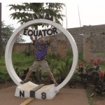 Volunteer at the Uganda Equator