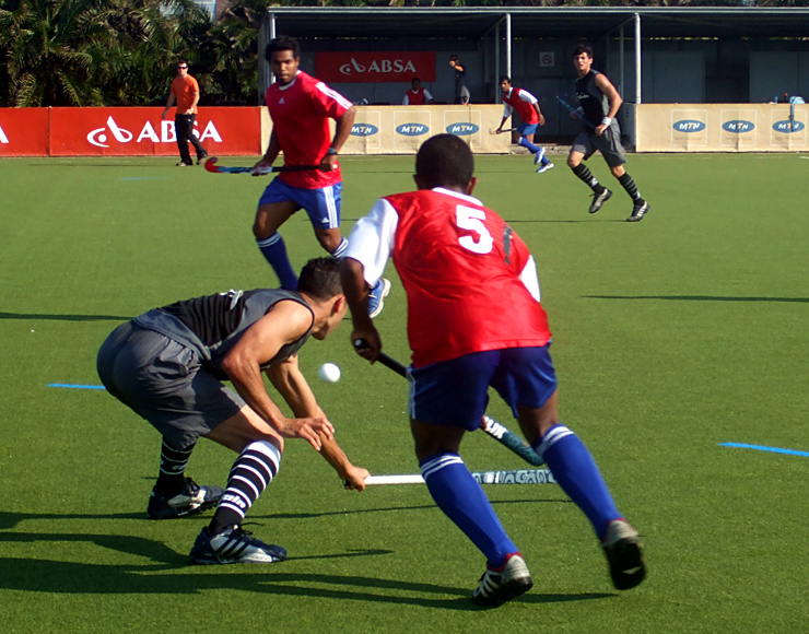 how to become a hockey coach in south africa